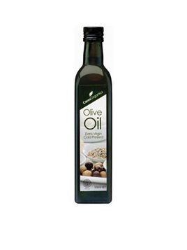 Organic Cold Pressed Extra Virgin Olive Oil - 500ml