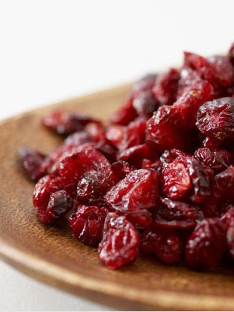 Organic Cranberries Dried (Infused Apple Juice) - 100g