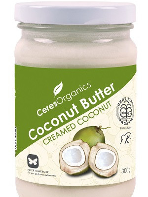 Organic Creamed Coconut Butter - 300g