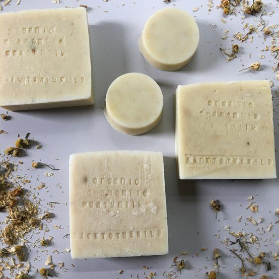 organic goats milk baby toddler soap eczema natural nz chch