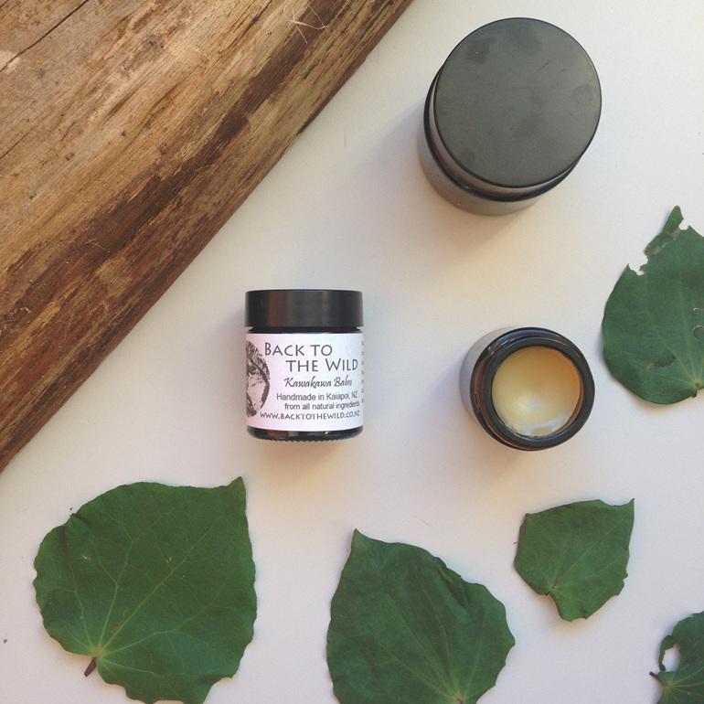 organic kawakawa balm natural eczema psoriasis