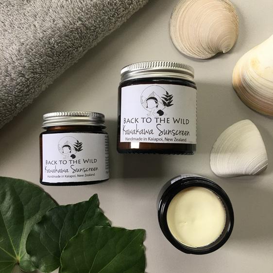 organic kawakawa sunscreen natural eczema spf non-nano zinc nz