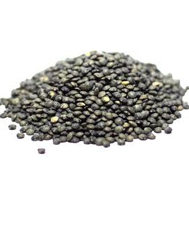 Organic Lentils (French Green) - 100g
