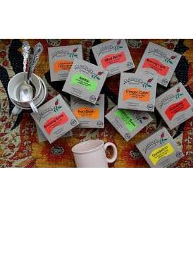 Organic Liquorice & Lemongrass Tea - 30 bags