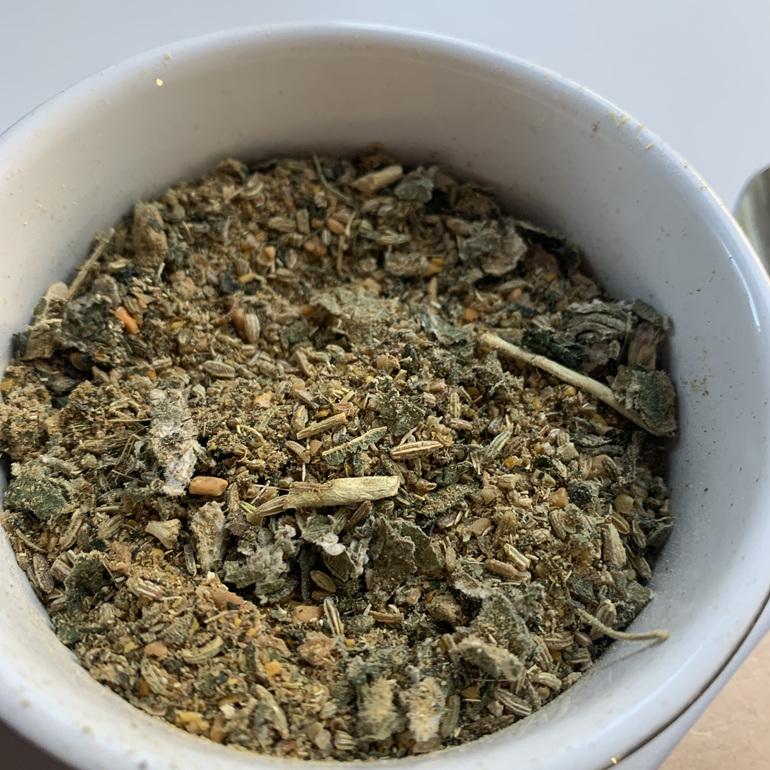 organic loose leaf tea milk supply increase breastfeeding nz