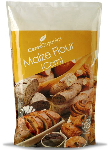 Organic Maize(corn) Flour - 800g