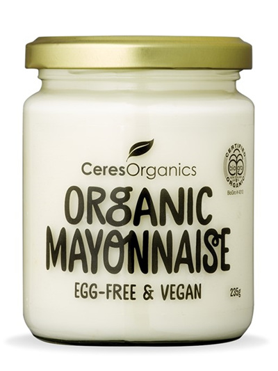 Organic Mayonnaise(Egg Free) - 235g