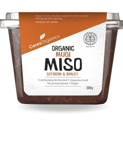 Organic Miso Barley (Mugi) - 300g