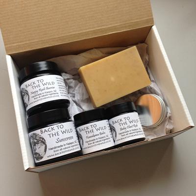 Mum & Baby Deluxe Gift Box
