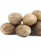 Organic Nutmeg  Whole - 10g
