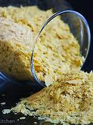 Organic Nutritional Yeast Flakes - 100g