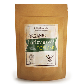 Organic NZ Barley Grass Powder 250g