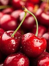 Organic NZ Cherries - 100g approx.