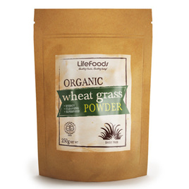 Organic NZ Wheat Grass Powder 250g