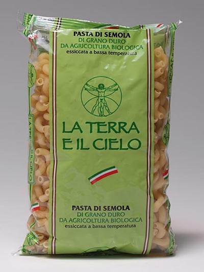 Organic Pasta Cavatappi Semolina - 500g