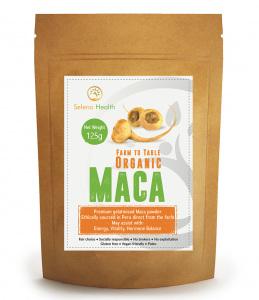 Organic Peruvian Maca - 125g