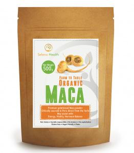 Organic Peruvian Maca - 500g