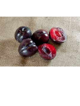 Organic Plums(Black Doris) - 500g