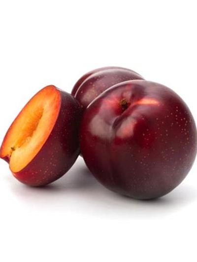 Organic Plums (Red Beauty/Billington) - 500g