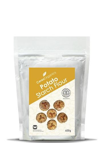 Organic Potato Starch Flour - 400g