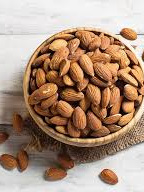 Organic Raw Almonds - 100g