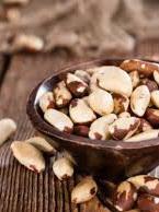 Organic Raw Brazil Nuts - 100g