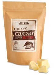 Organic Raw Cacao Butter 500g