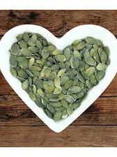 Organic Raw Pumpkin Seeds - 100g