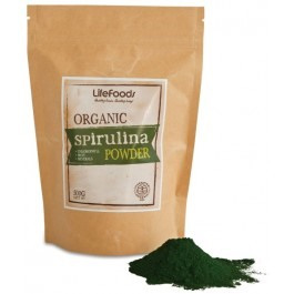 Organic Raw Spirulina Powder - 250g