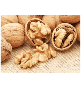 Organic Raw Walnuts (halves) - 100g