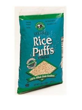 Organic Rice Puffed - 170g