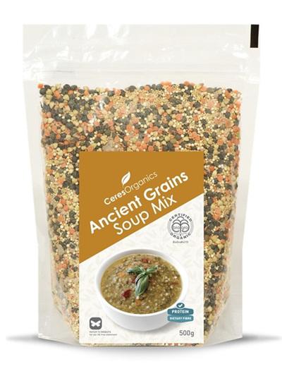 Organic Soup Mix (Ancient Grains) - 500g
