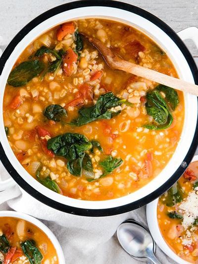 Organic Soup Mix (Country) - 100g