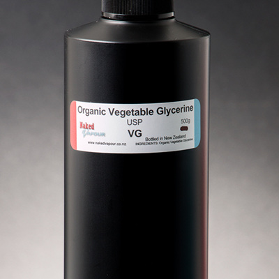 Organic - Vegetable Glycerin USP (VG) - 500g