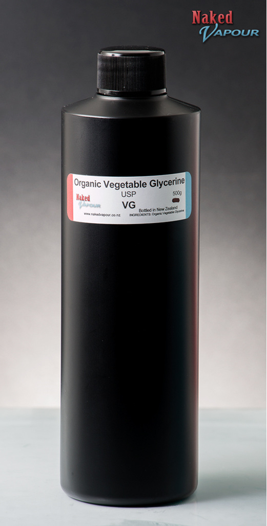 Organic Vegetable Glycerine