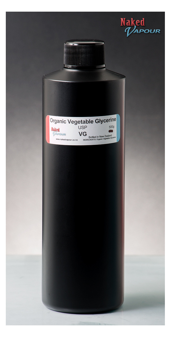 Organic Vegetable Glycerine