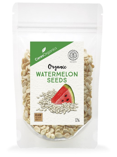 Organic Watermelon Seeds - 125g