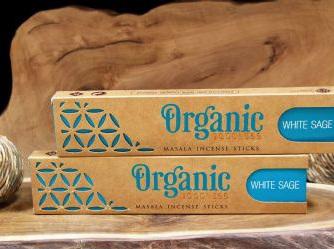 Organic White Sage Incense