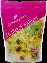Organic Whole Hulled Millet(gluten free) - 500g