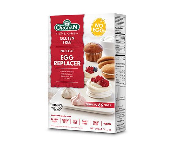 Orgran No Egg 200g