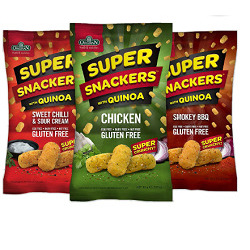 Orgran Super Snackers