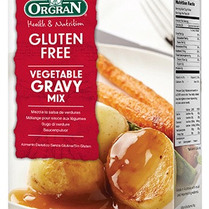 Orgran Vegetable Gravy Mix