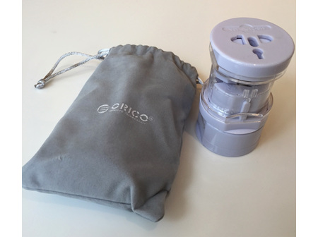 Orico universal travel adaptor