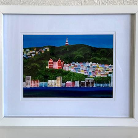 Oriental Bay - small frame