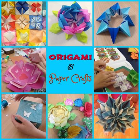 Origami & Paper Crafts