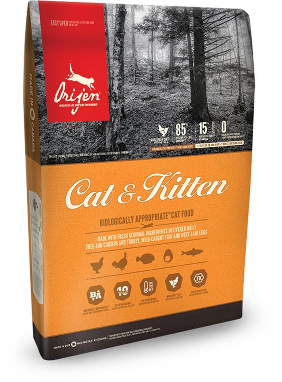 Orijen Cat and Kitten