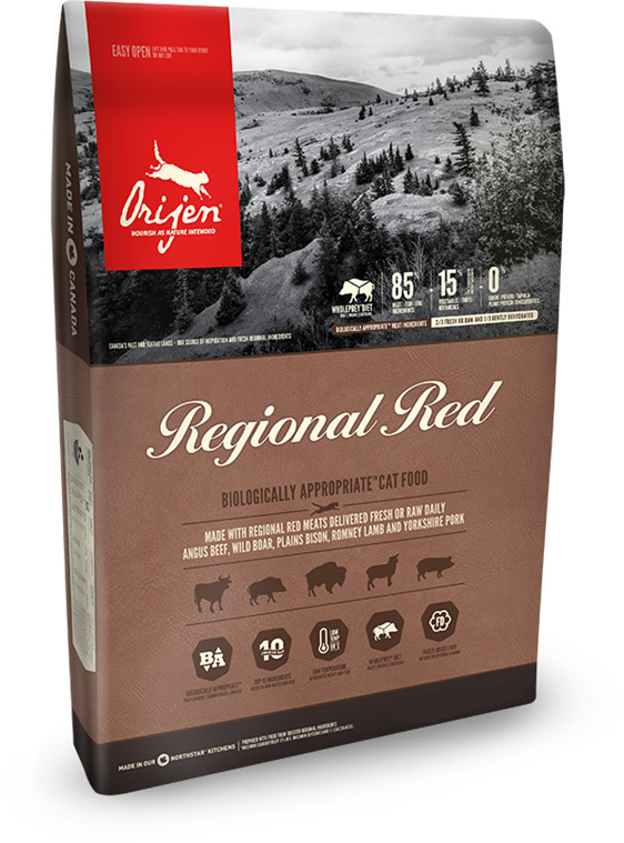 Orijen Cat Regional Red