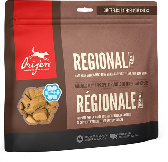 Orijen Dog Treat Regional Red