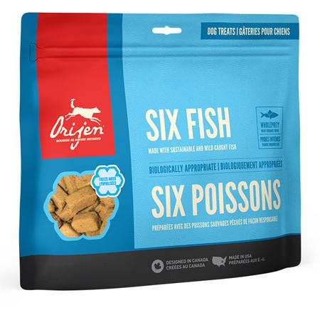 Orijen Dog Treat Six Fish