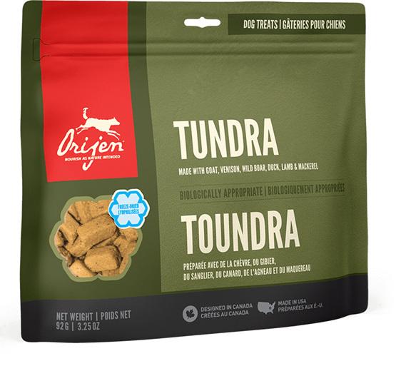 Orijen Dog Treat Tundra